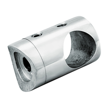 Low price stainless steel handrail connector and free sample