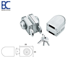 china manufacturer glass push door lock