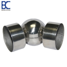 handrail pipe stainless steel elbow ss304 ss316l