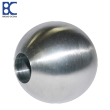 High quanlity stainless steel railing end cap