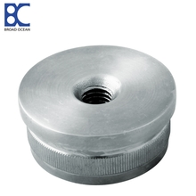 stair handrail end cap pipe end caps decorative end cap