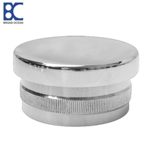 steel tubing end cap stainless steel cap steel dome end caps
