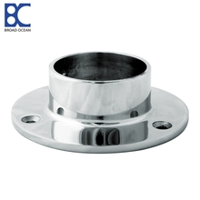 stainless steel cover end cap flange