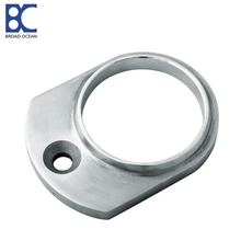 stainless steel fixture base plate