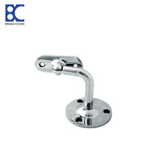 Round shape metal bracket