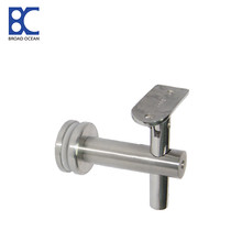 Stainless steel handrail metal bracket