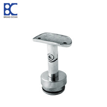 retractable railing handrail bracket