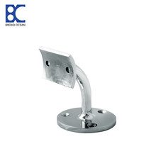 stairs glass handrail bracket