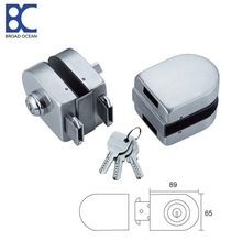 aluminum sliding glass door lock