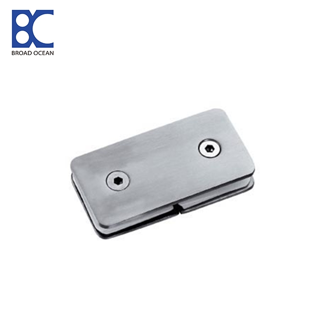 shower door glass door glass connector