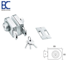 sliding glass door foot lock glass door lock
