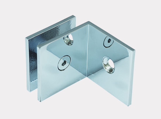 glass door clamp