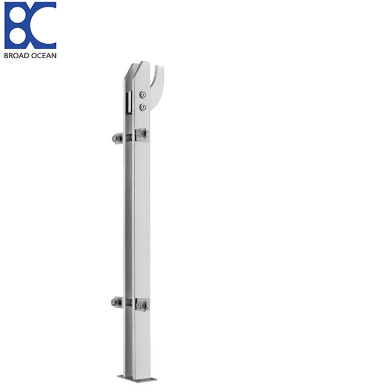 stainless steel Railing post