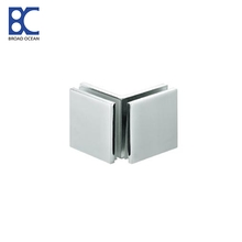 glass connector shower glass connector