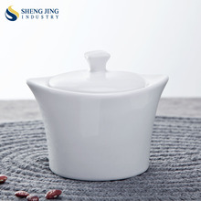 Unique Kitchen Popular Tableware Set Custom 250ml Sugar Pot