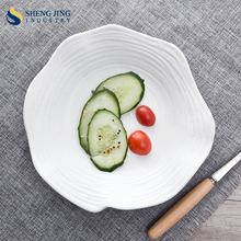 High Quality Restaurant Unbreakable Porcelain Dinnerware