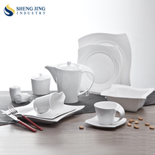 Daily Use Dishes and Plates Tableware with Ceramic Handle Ceramic Pottery