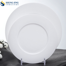 6.25 7 8 8.25 9 10.25 11 12 12.25 INCH Round Chinese Serving Dishes For Restaurant