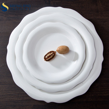 Round Shape 7 9 10.75 inch Decorative Flower Charger Plate