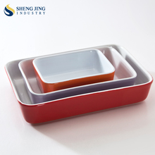 rectangle bakeware ceramic