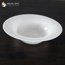 Eco Friendly Airline Porcelain Tableware Custom Bone China Plate