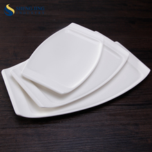 Factory Cheap Porcelain Plate Banquet Serving Dish