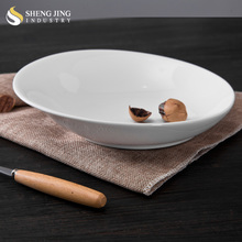 Good Quality Airline Tableware 8.5'' Soup Plate Ceramic