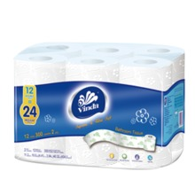 Vinda Ultra Soft 300sheets 2ply Toilet Paper VC4596A