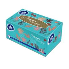 Vinda Soft & Strong 200sheets 2ply Box Facial Tissue VC2369