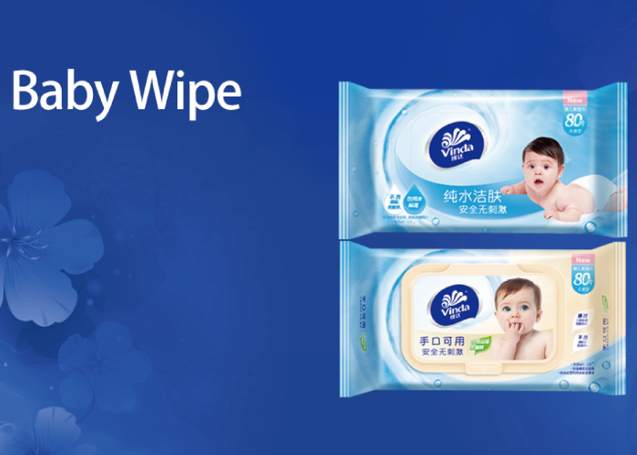Vinda Baby Wipes VW2008