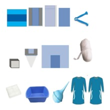sterile dressing kits