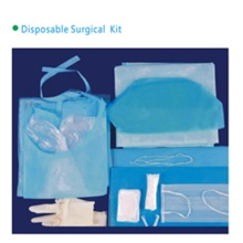 Disposable Sterile Surgical Setup Drape Pack