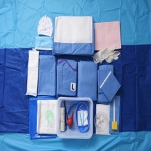 Sterile Obstetrics and Gynecology Surgical Pack