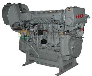 Product - Hnd-Mwm Marine Propulsion Engine - www