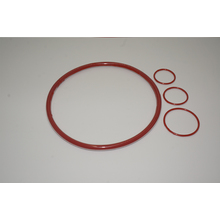 silicone encapsulated o rings