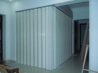 Product - Washable PVC Folding Door Interior , Foldable Toilet Door ...