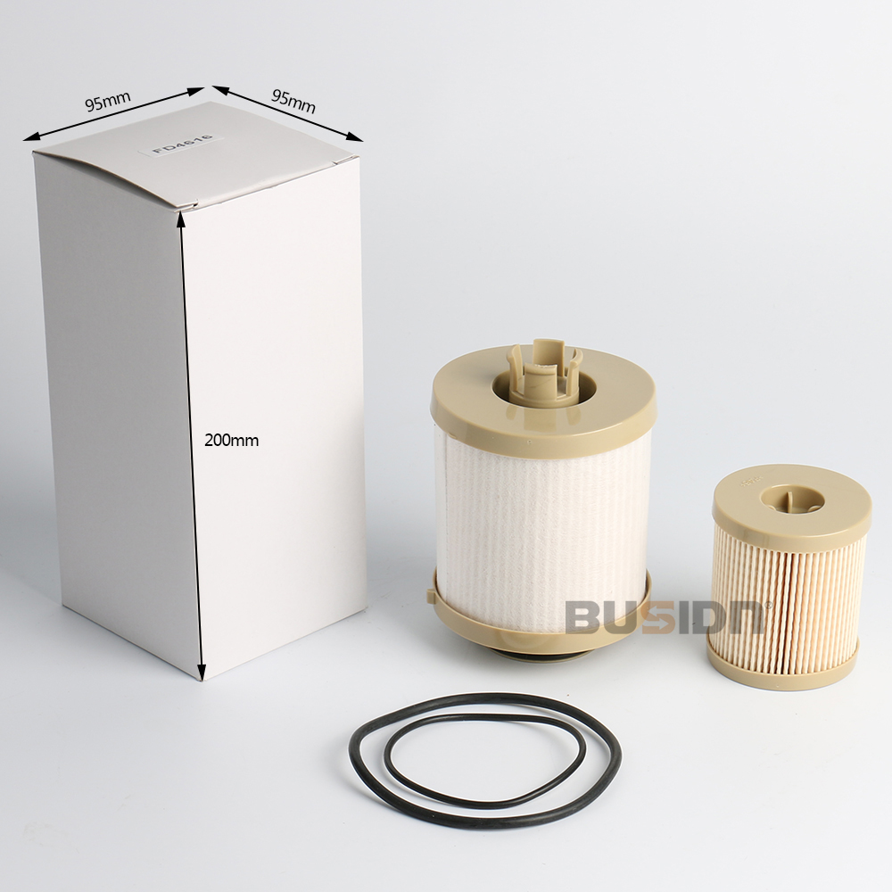 Product Diesel Oil Filter Fuel Fd4616 For Ford Powerstroke Filters 60l 03 07