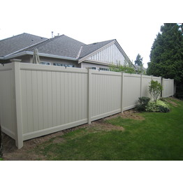 easy install vinyl privacy safety fence for home use  Professional manufacturer