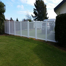 Vinyl Lattice Trellis