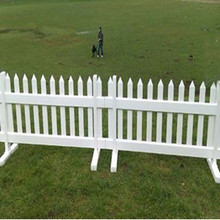 portable pvc fence /used for school/activity/shopping mall