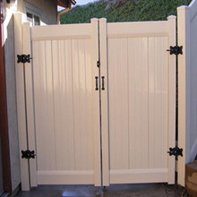 pvc gate for home garden