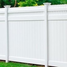 Hot-selling Picket Privacy Fencing