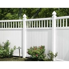pvc privacy plastic yard fence designs fence installation/ usa fencing/pvc fence cost