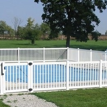 wholesale High quality Safety swimming pool fence