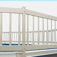 pvc safety swimming fence for pool