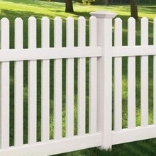 white vinyl picket fence prices/the price is reasonable