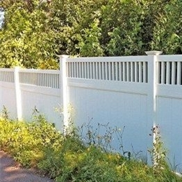 plastic lattice fencing gate/pvc fence cost/white pvc fence