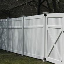 Vinyl PVC Fence Privacy/how do vinyl fences stand up to the wind