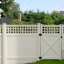 Vinyl Fencing/ how long will the pvc fencing last?/the advantages of vinyl picket fence