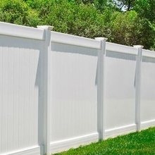 Hotsale Recycled Plastic Fence